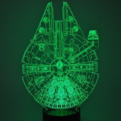 7-Colors-Amazing-Optical-Illusion-3D-Glow-LED-Lighting-Toys-Decor-Lamp-Star-Wars-Millennium-Falcon-Model-0-0
