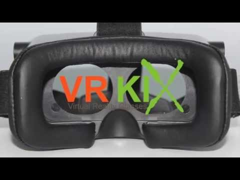 VRKIX Mobile Untethered Virtual Reality