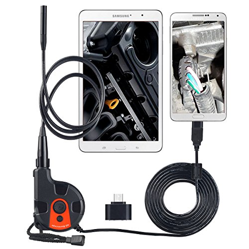 Inspection-Camera-RISEPRO-USB-HD-1600×1200-pixels-Inspection-Camera-Borescope-OTG-6-LED-Endoscope-Video-295-feets-Waterproof-Tape-for-PC-and-Smart-Phone-Use-OT-88AS-0