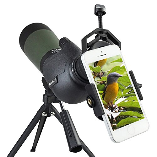 Gosky-20-60X-80-Porro-Prism-Spotting-Scope-Waterproof-Spotting-scope-for-Outdoor-Activities-45-Degree-Comfortable-Angled-Eyepiece-with-Tripod-and-Digiscoping-Adapter-Get-the-World-into-Screen-0