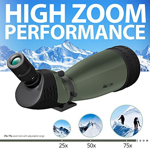 Heider-Pro-Zoom-X5-Land-Sky-Scope-3-MILES-CLEAREST-VIEW-75X-Zoom-Power-BAK-4-With-Porro-Prism-Glasses-Military-Standard-and-Superior-German-Design-Tripod-Bag-Included-0-0